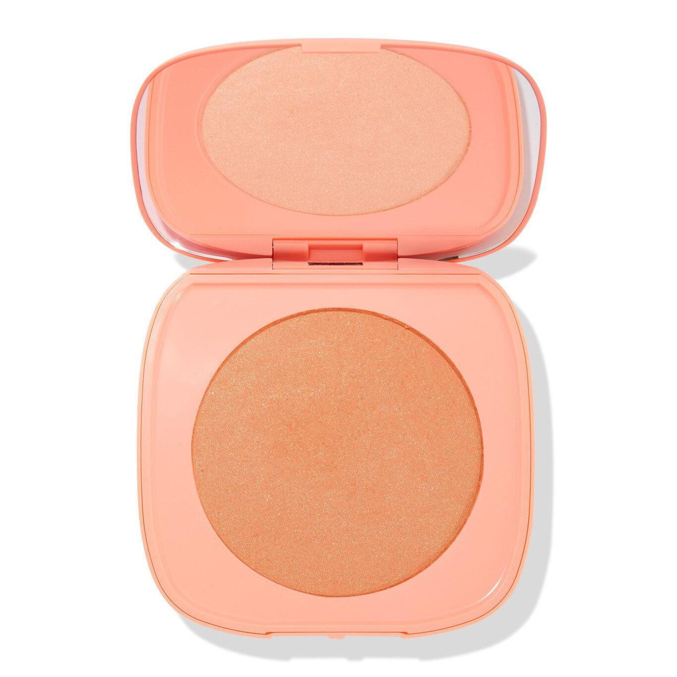 Colourpop Coast To Coral Collection Shook to the Coral Pressed Powder Blush