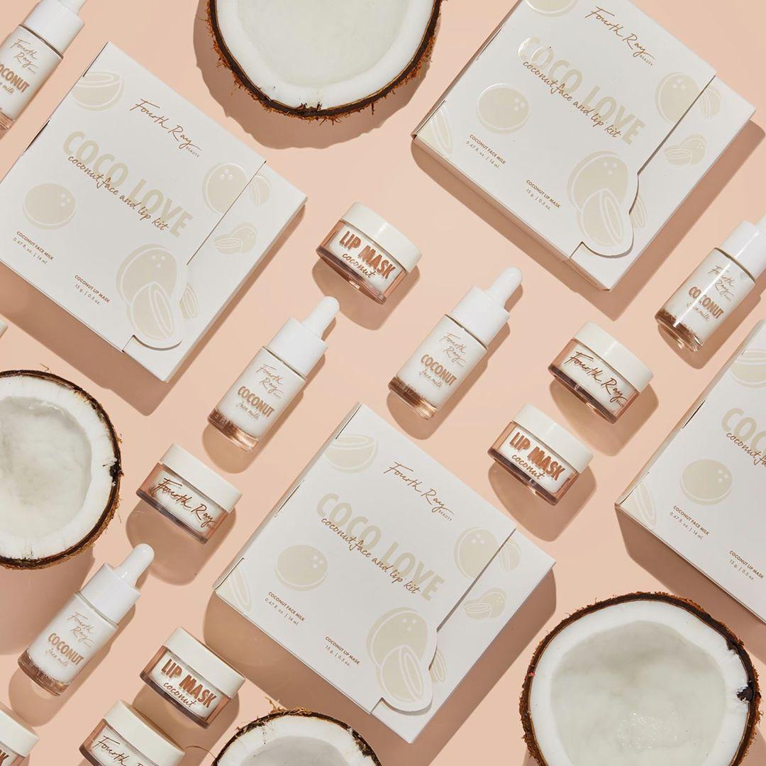 Fourth Ray Beauty Coco Love Kit Promo Alt 2