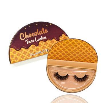 Glamlite Ice Cream Dream Collection Chocolate Taco Lashes