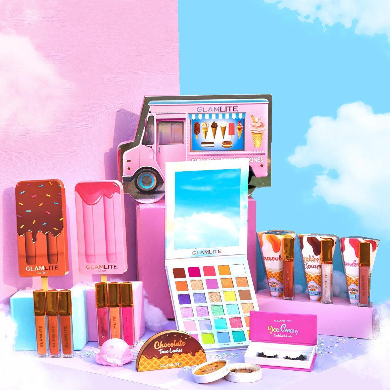 Glamlite Ice Cream Dream Collection Cover