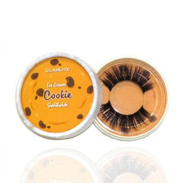 Glamlite Ice Cream Dream Collection Ice Cream Cookie Lashes