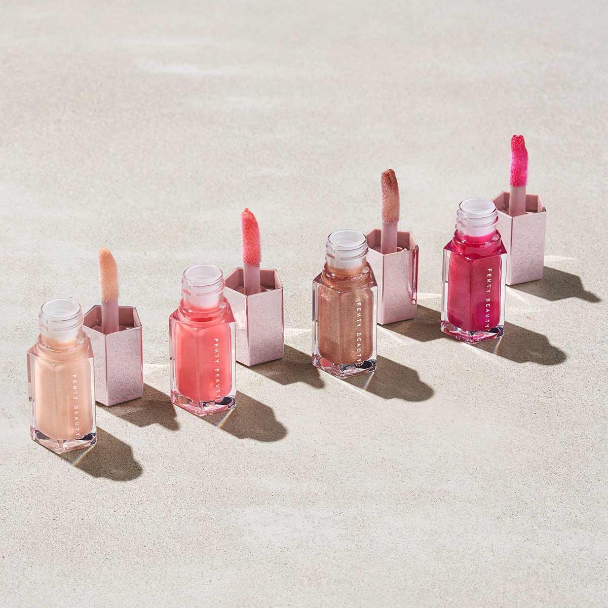 Glossy Posse Holo'daze Edition Mini Gloss Bomb Collection Open