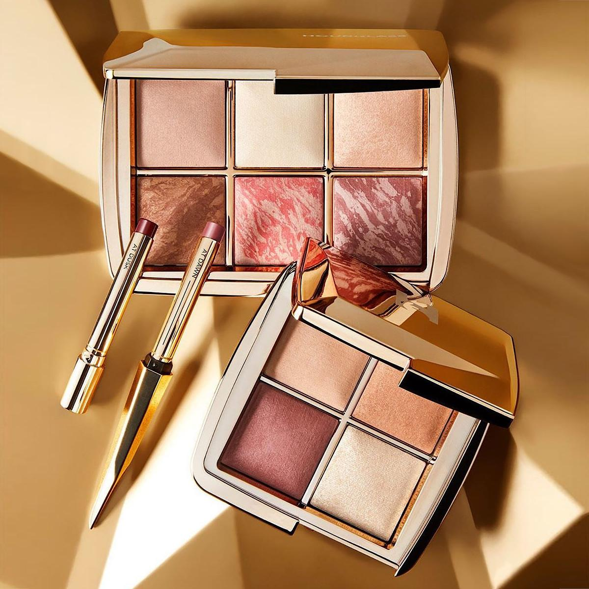 Hourglass Cosmetics Sculpture Holiday Collection Full Collection Open