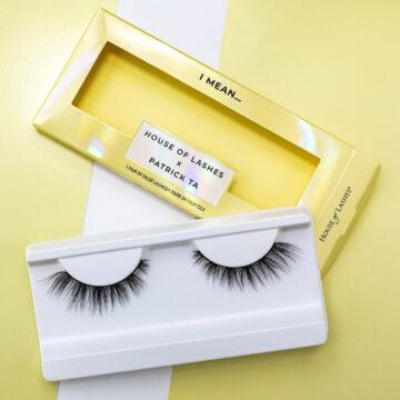 House of Lashes x Patrick Ta In I Mean Promo