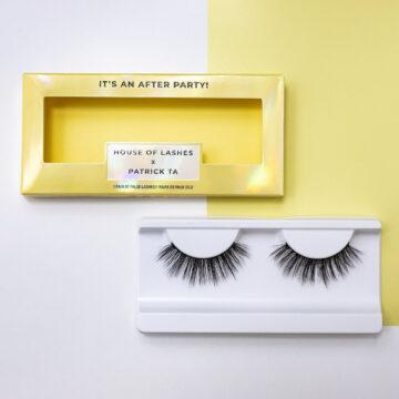 House of Lashes x Patrick Ta In It's An Afterparty Promo