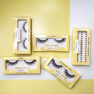 House of Lashes x Patrick Ta She Knows What She Wants Custom 3 Pack