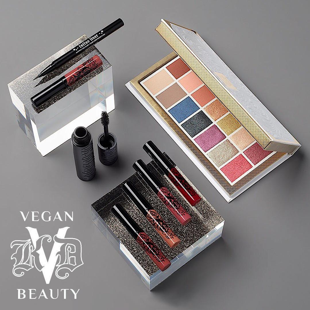 KVD Vegan Beauty Holiday Collection 2020 Post Cover