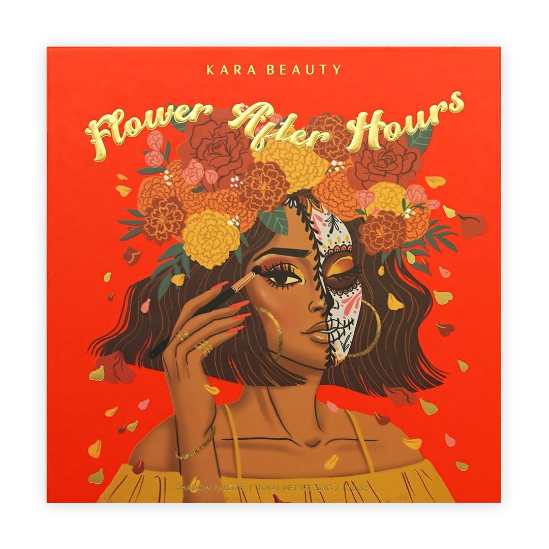 Kara Beauty Skull Candy (Dia de Los Muertos) Flower After Hours Closed