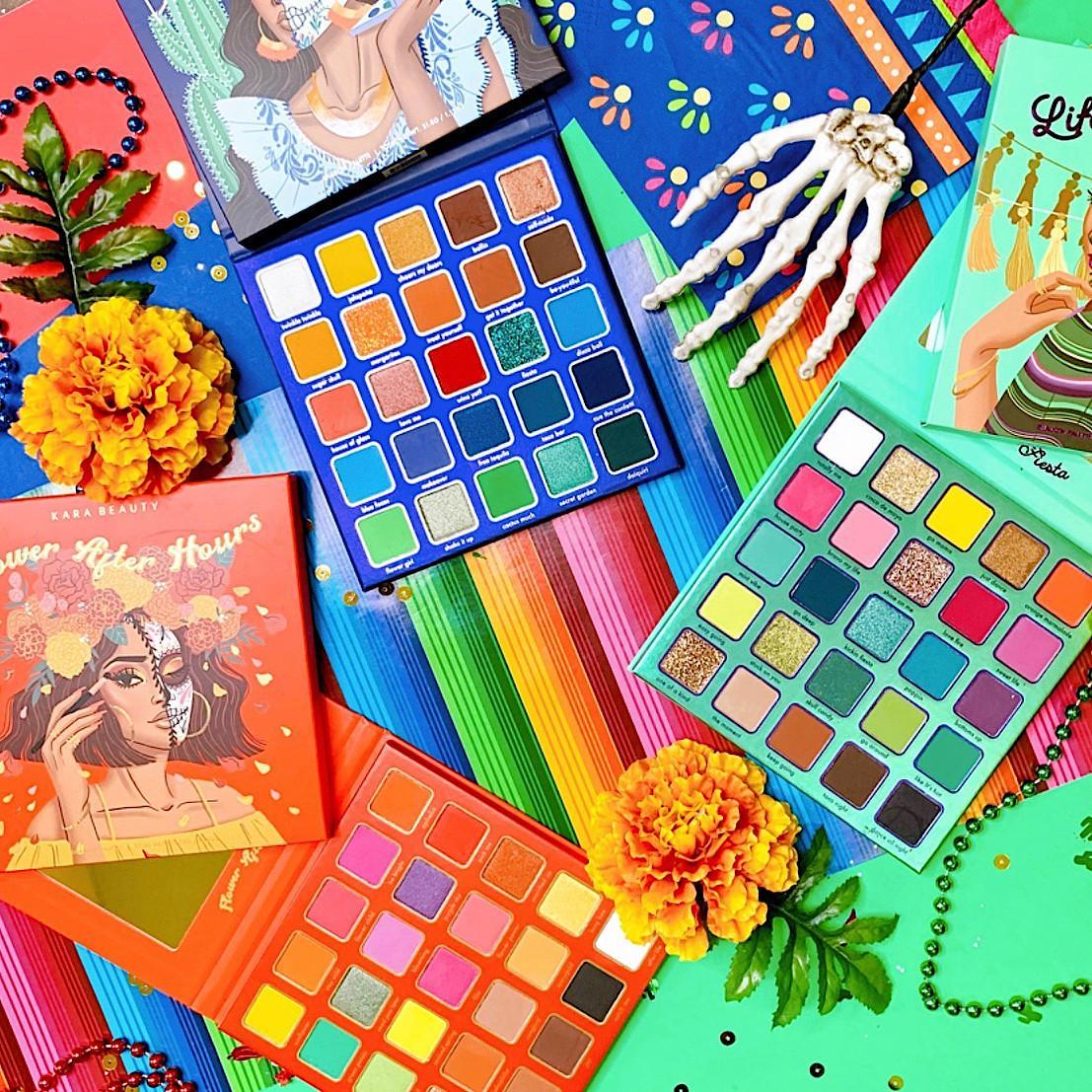 Kara Beauty Skull Candy (Dia de Los Muertos) Post Cover