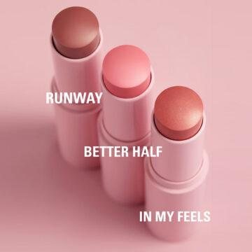 Kylie Cosmetics Blush New Shades