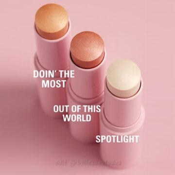 Kylie Cosmetics Kylighter New Shades
