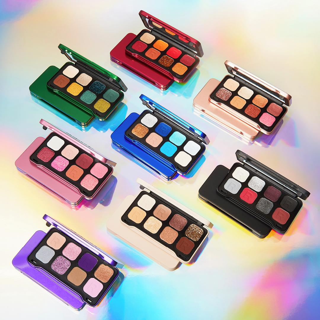 Makeup Revolution Forever Flawless Dynamic Palettes Promo Post Cover