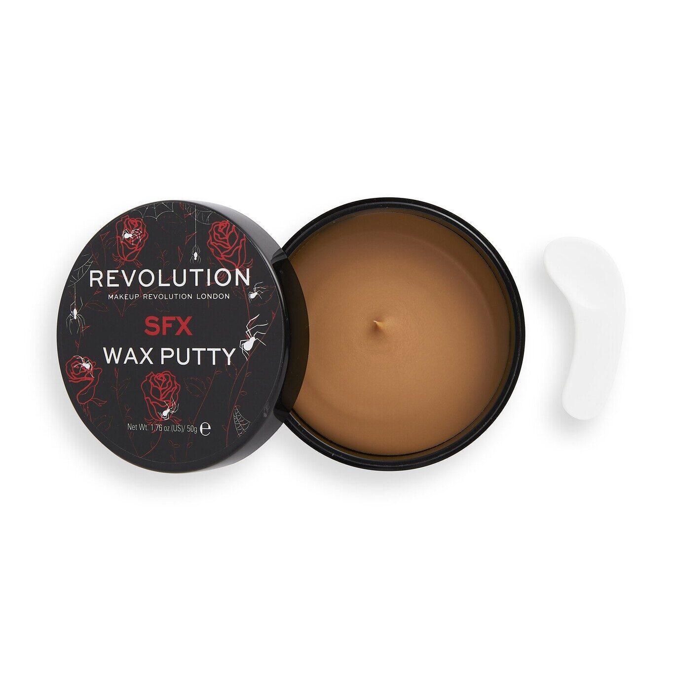 Makeup Revolution SFX Scar Putty Open