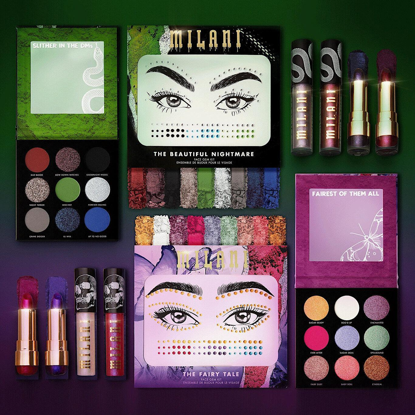Milani Cosmetics Halloween Collection 2020 Post Cover