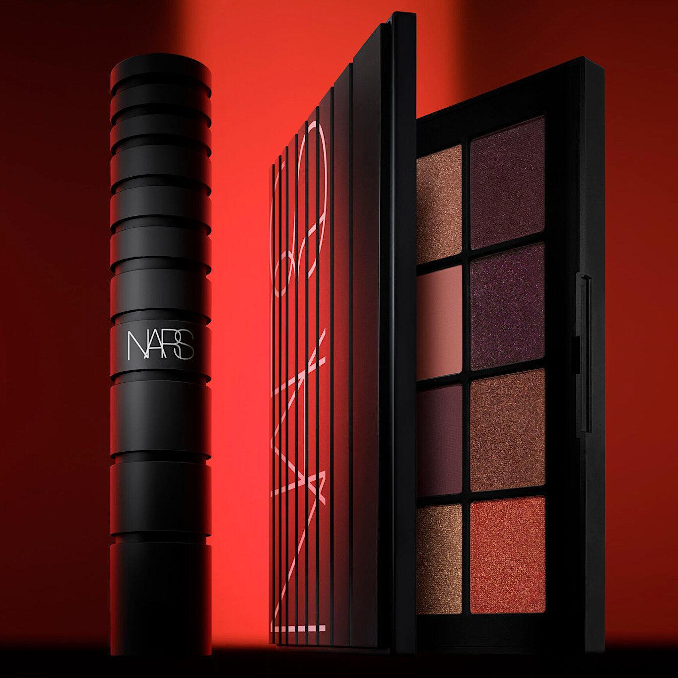 NARS Climax Extreme Eyeshadow Palette & Mascara Post Cover