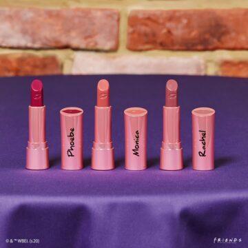 Revolution X Friends Lipsticks Promo