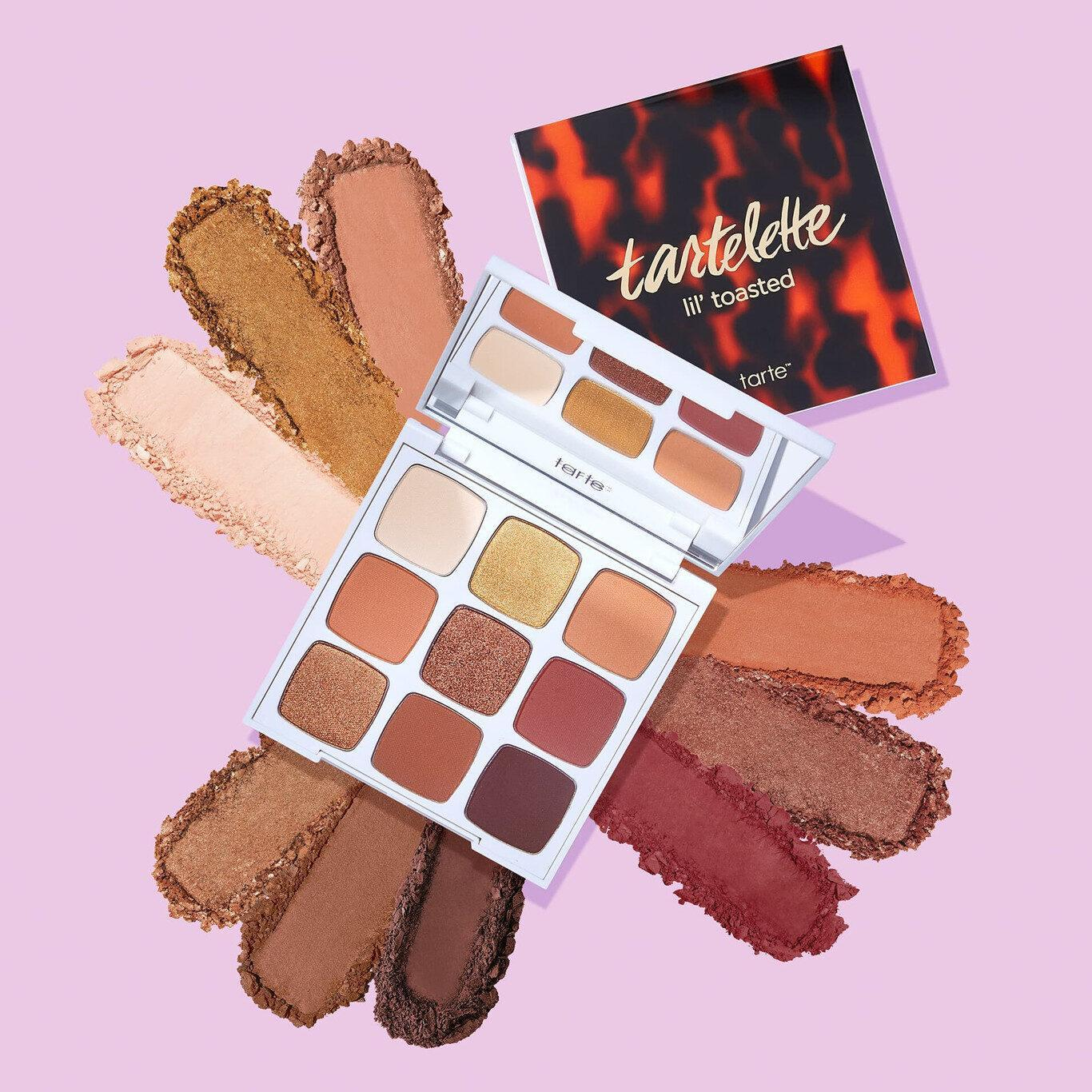 Tarte Cosmetics Tartelette Give, Gift & Get Amazonian Clay Eyeshadow Lil' Toasted