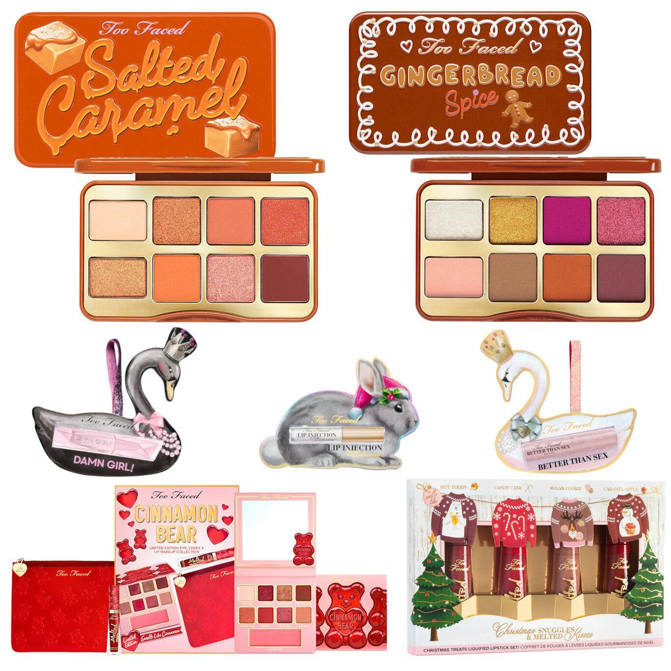 Too Faced Holiday 2020 Collection Part 1 Post Cover