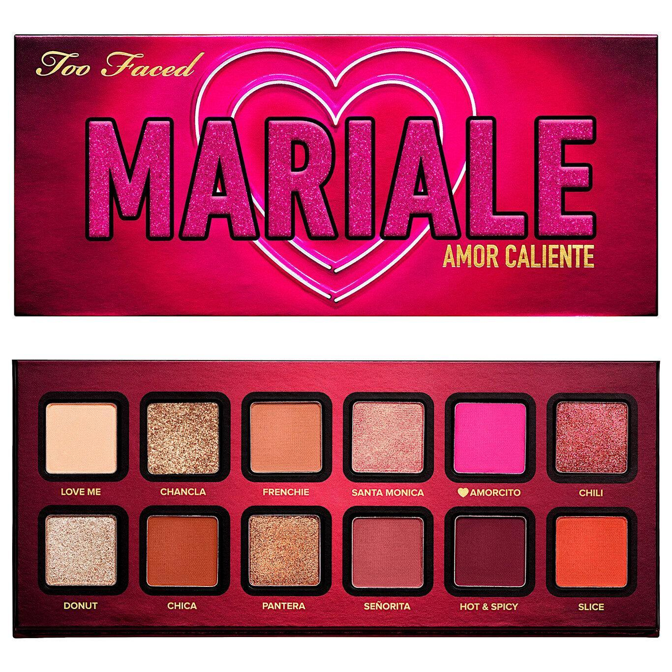 Too Faced x Mariale (Amor Caliente) Post Cover