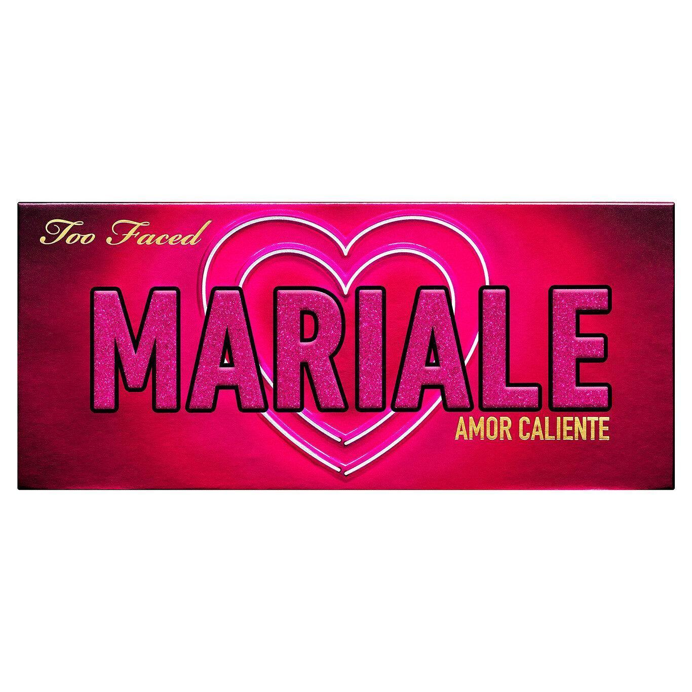 Too Faced x Mariale (Amor Caliente) Semi Closed