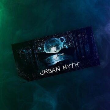 Black Moon Cosmetics Urban Myth Eyeshadow Palette Closed
