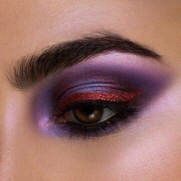 Black Moon Cosmetics Urban Myth Eyeshadow Palette Model Eye 1