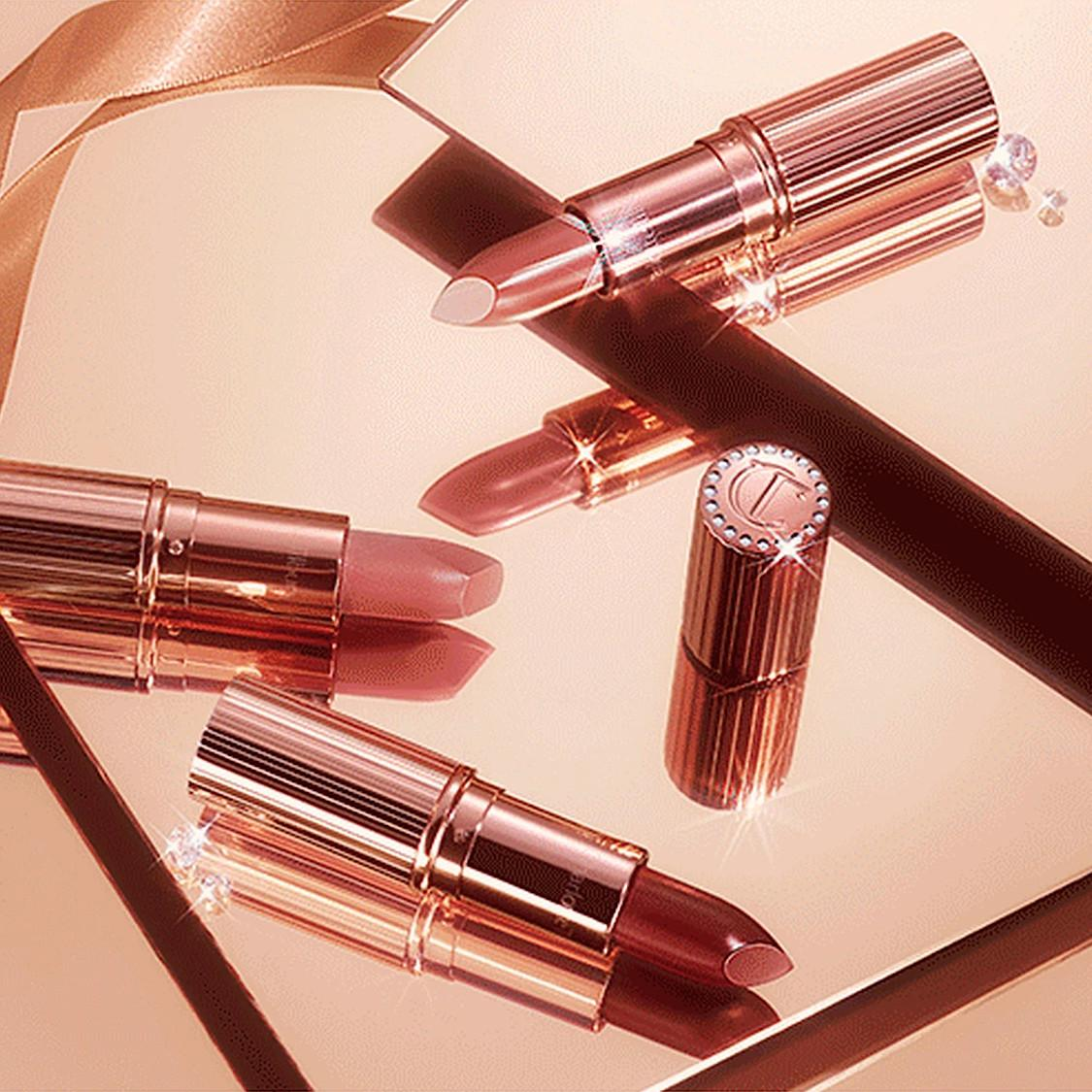 Charlotte Tilbury Super Nude Lipsticks Post Cover