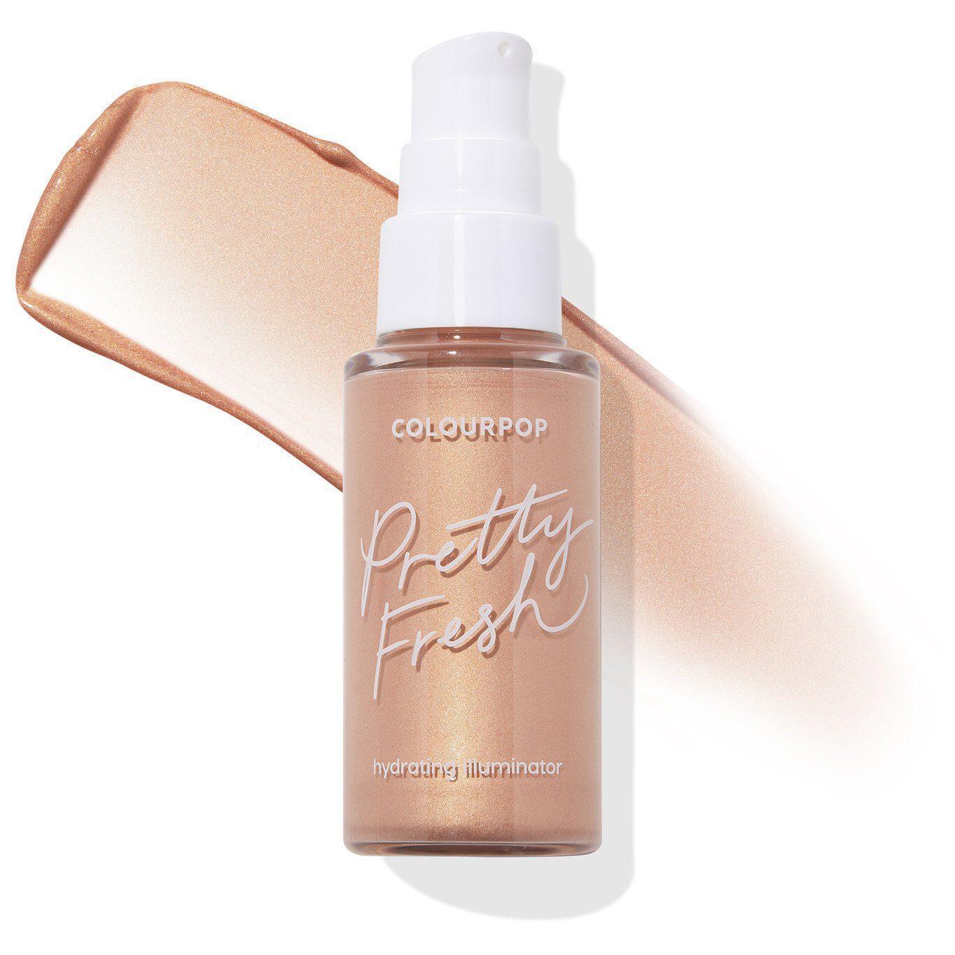 Colourpop Cosmetics Pretty Fresh Illuminator In Rose Gold