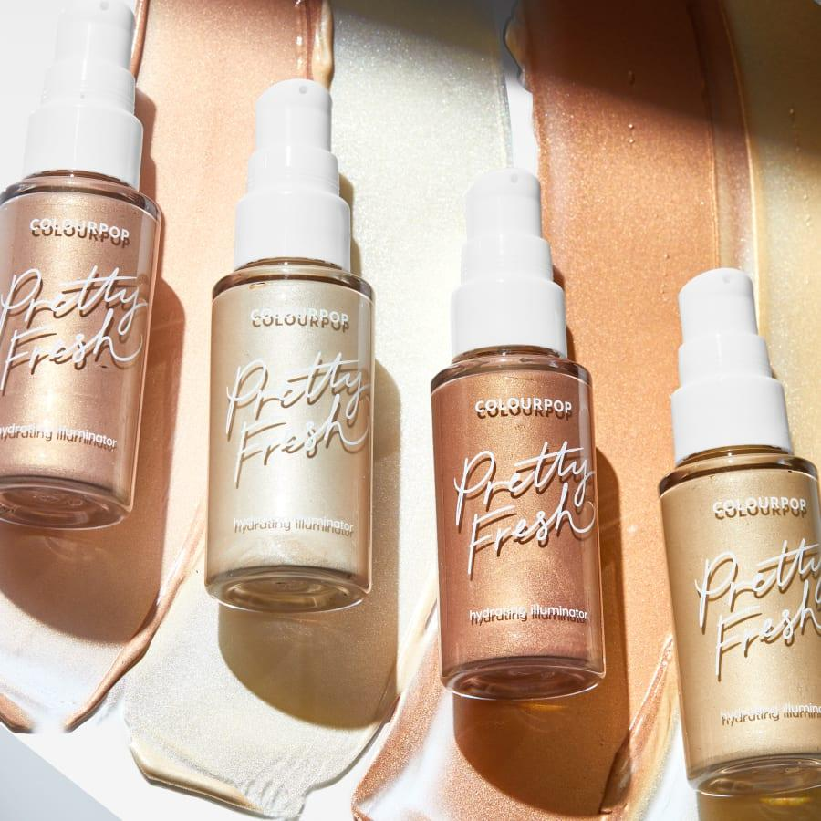 Colourpop Cosmetics Pretty Fresh Illuminator Web Promo