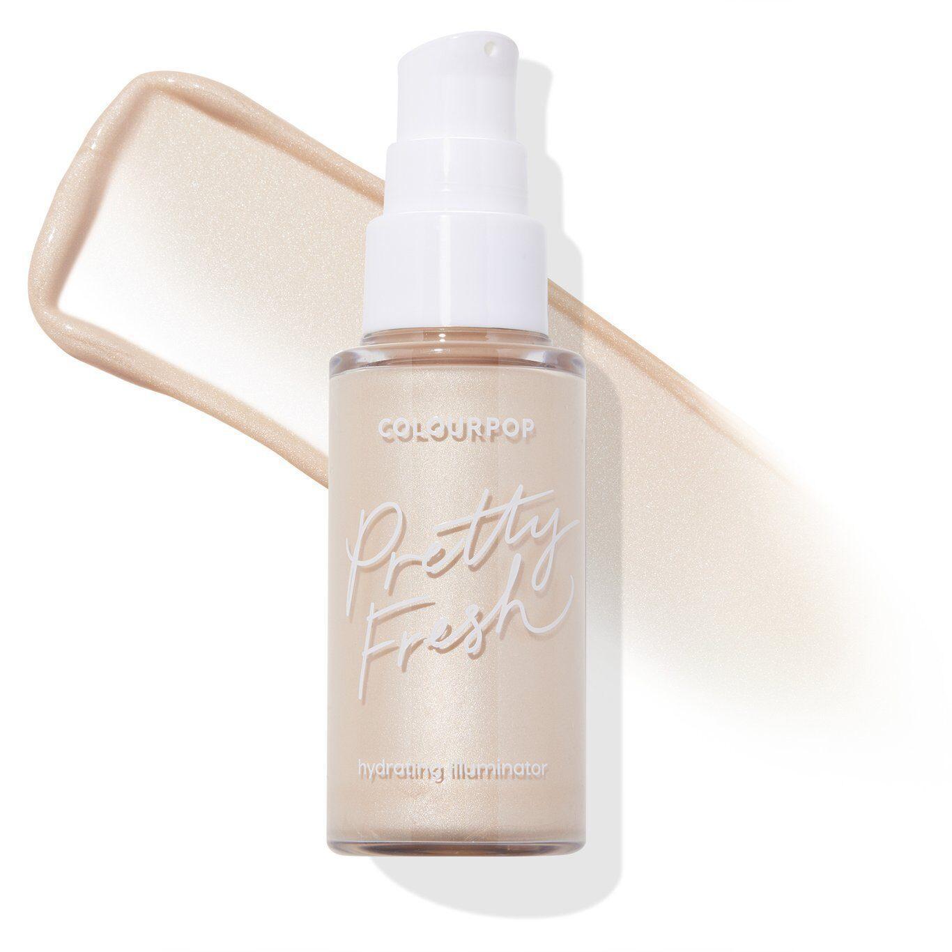 Colourpop Cosmetics Pretty Fresh Illuminator in Soft Ivory