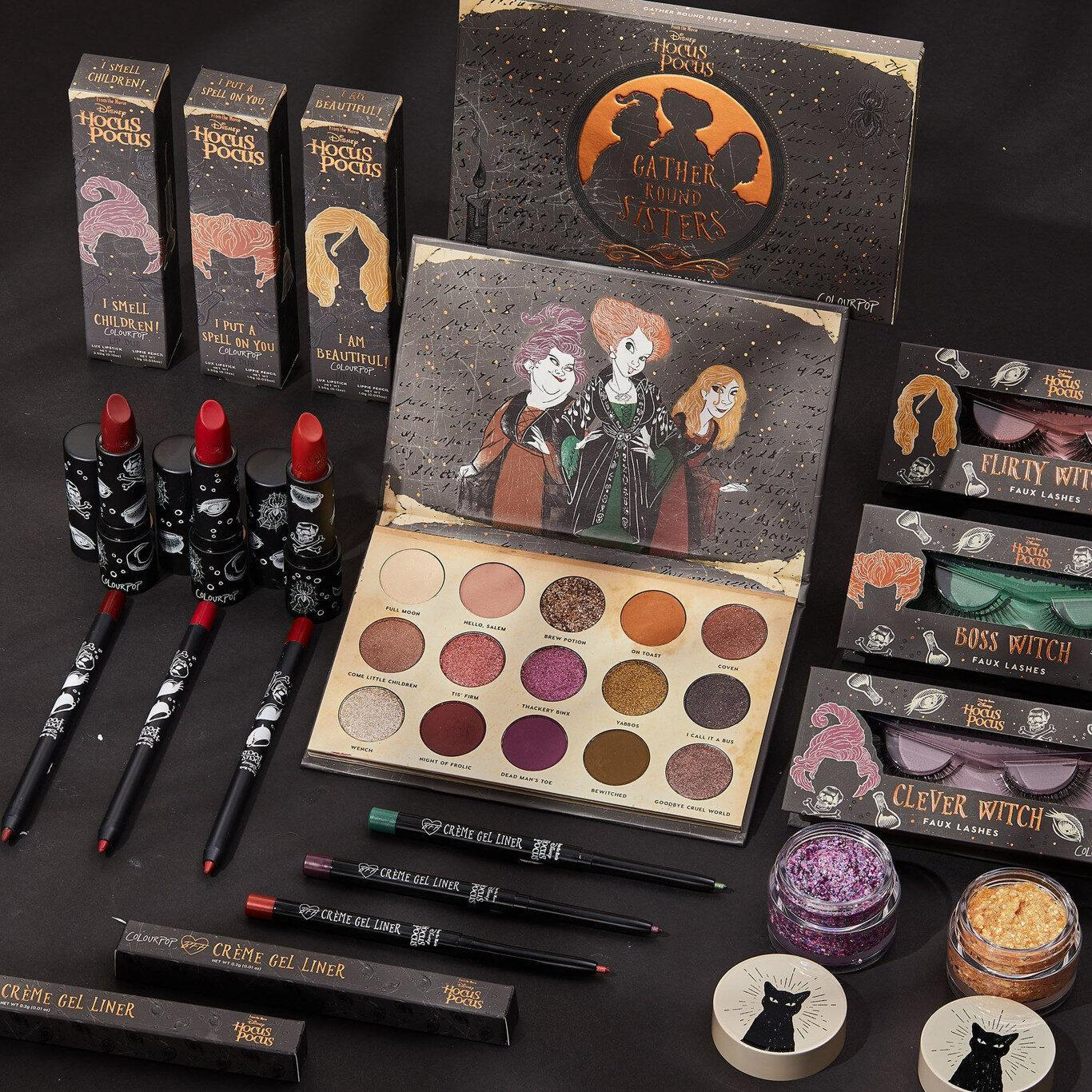 Colourpop x Disney Hocus Pocus Collection Post Cover