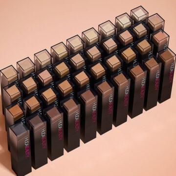 Huda Beauty #FauxFilter Skin Finish Foundation Stick All Shades Closed