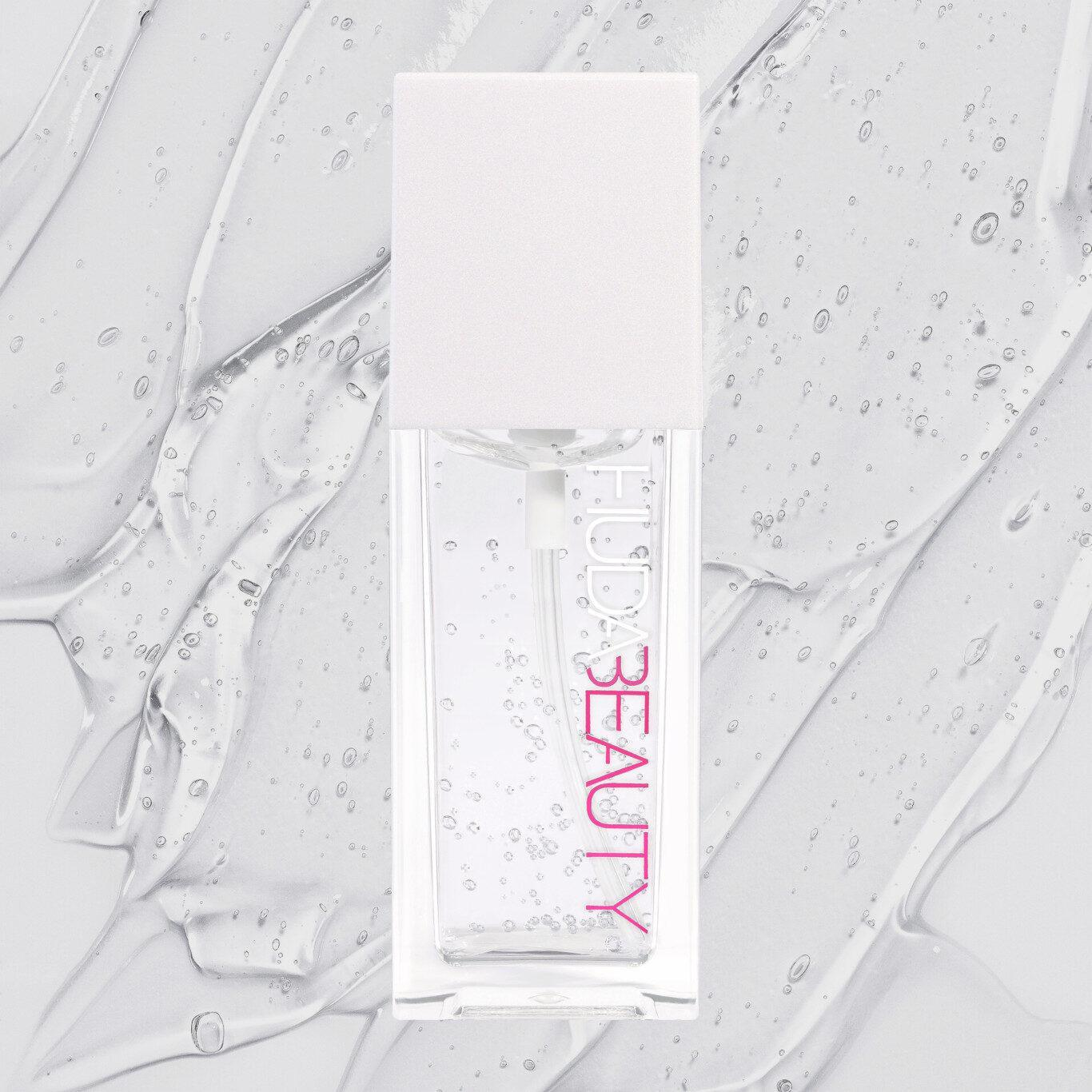 Huda Beauty Water Jelly Hydrating Primer With Smudge