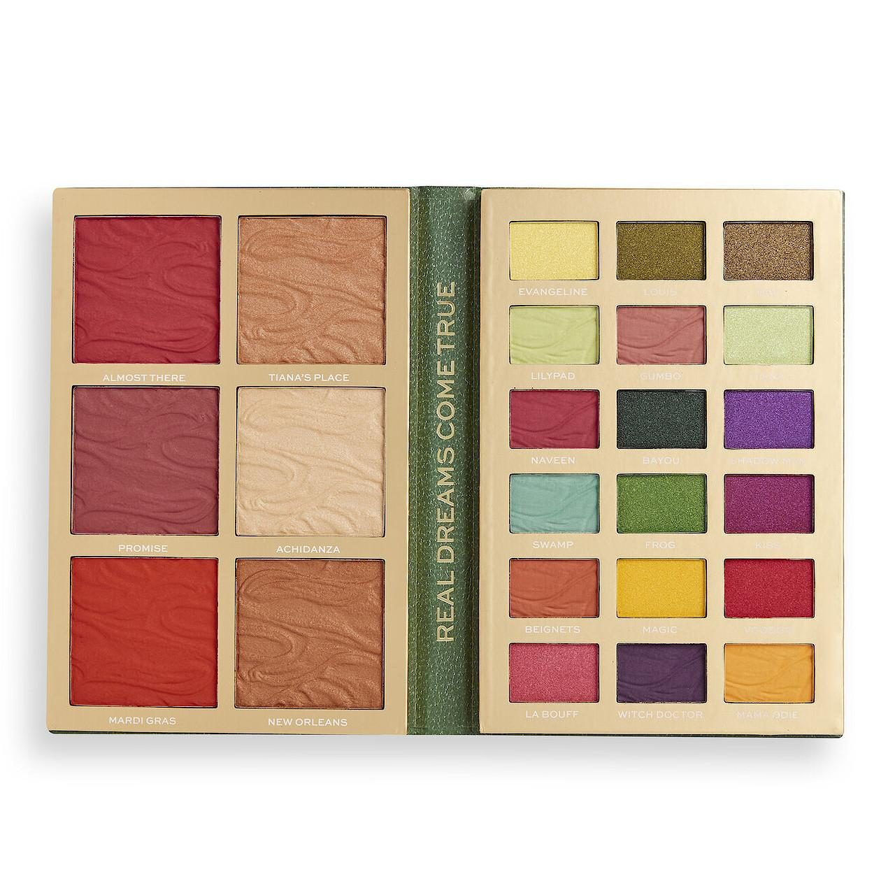 I Heart Revolution Disney Storybook Palette Tiana Open