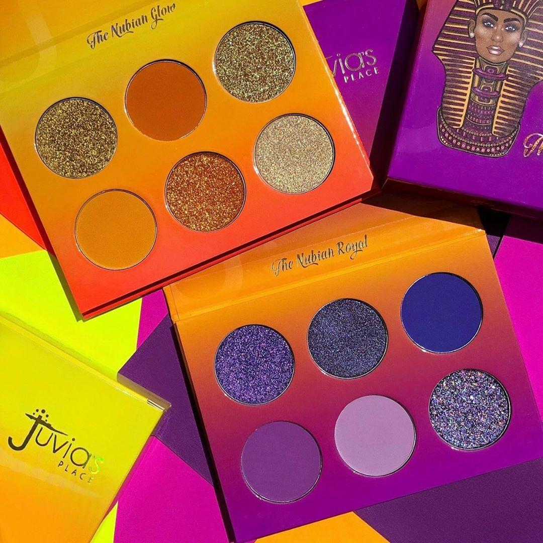 Juvia's Place Nubian Holiday Collection Promo Palettes Post Cover