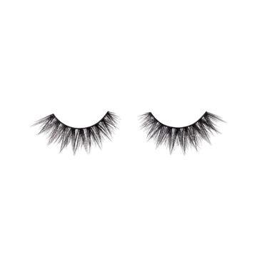 KVD Vegan Beauty Holiday Collection 2020 KVDVB Go Big or Go Home Vegan False Lashes & Glue Dramatic Open