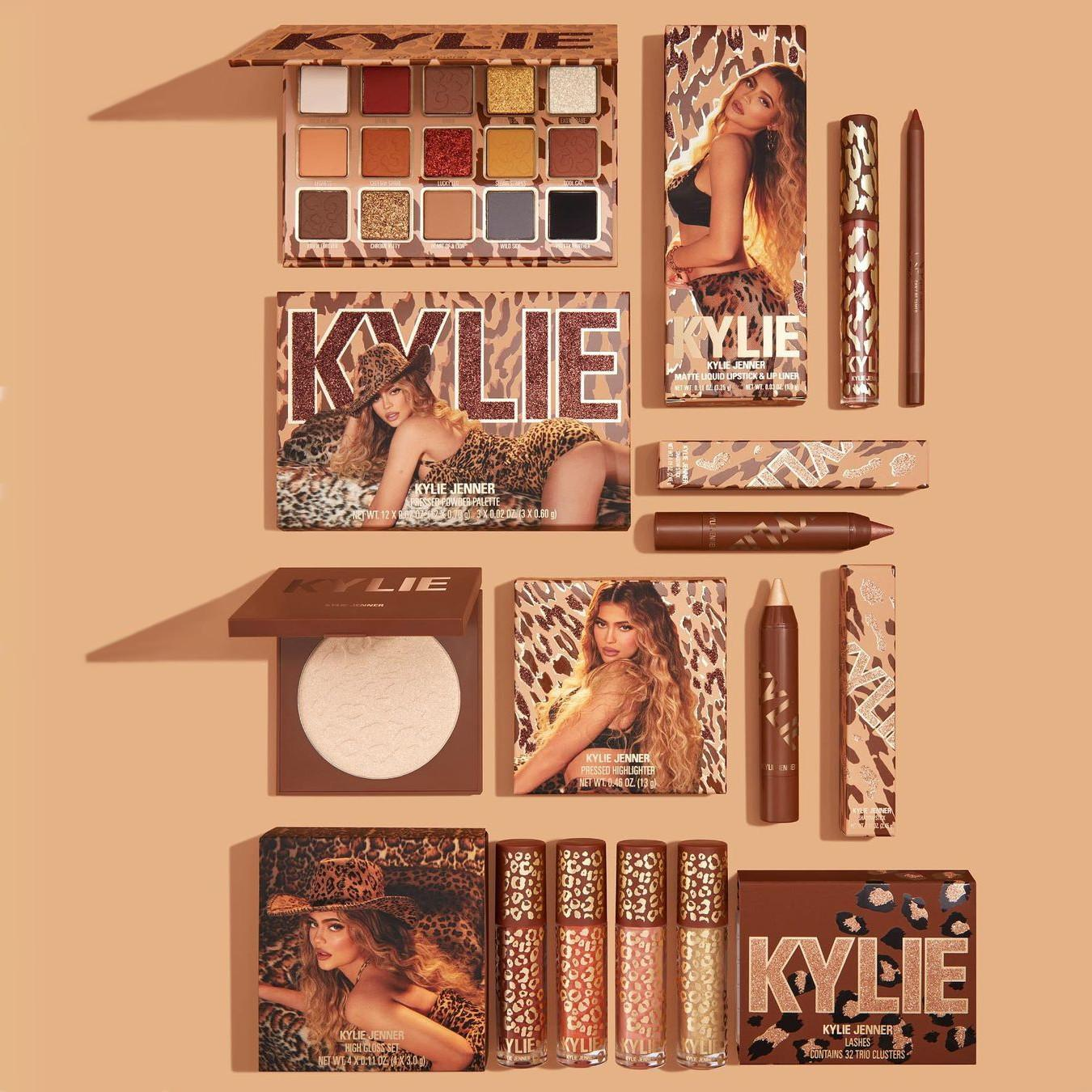 Kylie Cosmetics Leopard Collection Post Cover