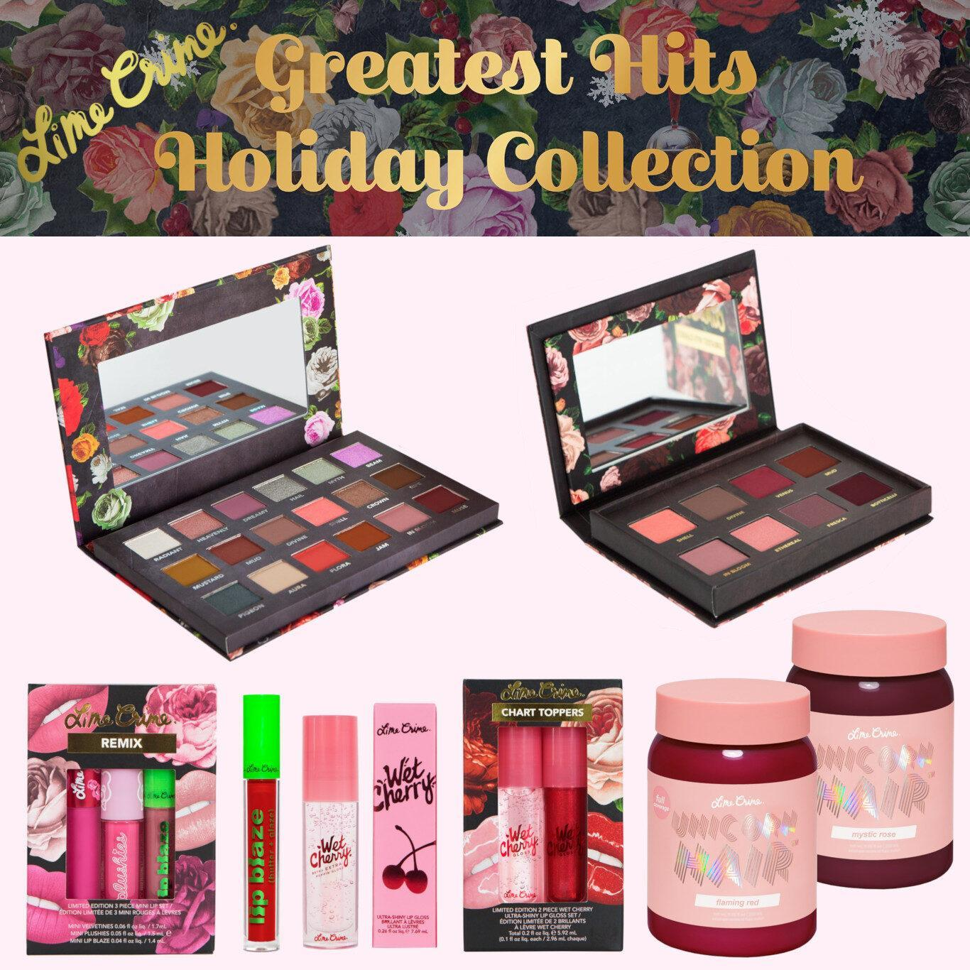 Lime Crime Greatest Hist Holiday Collection Post Cover