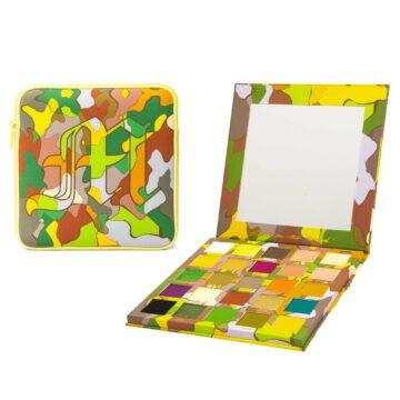Made By Mitchell Feet on the Ground Palette & Pouch With Pouch