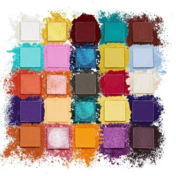 Made By Mitchell Head in the Clouds Palette & Pouch Crashes
