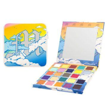 Made By Mitchell Head in the Clouds Palette & Pouch With Pouch