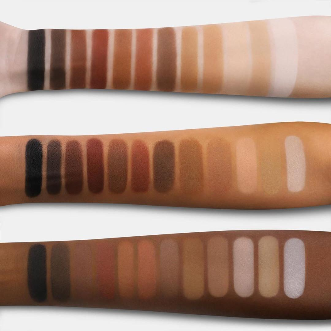 Makeup By Mario Master Mattes™ Eyeshadow Palette Arm Swatch