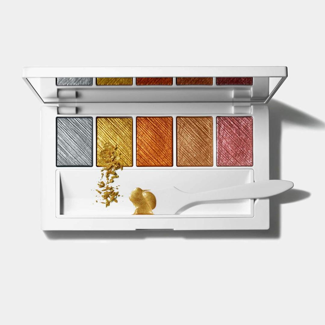 Makeup By Mario Master Metals™ Eyeshadow Palette Open