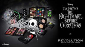 Colección Nightmare before Christmas x Revolution