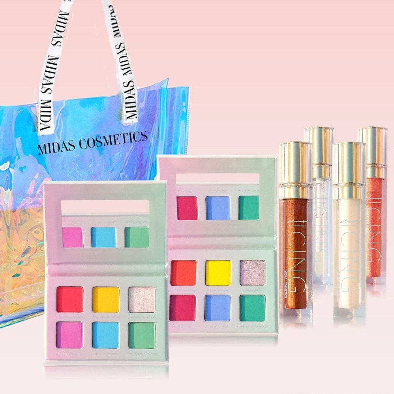 Midas Cosmetics Pastel Collection Post Cover BLog