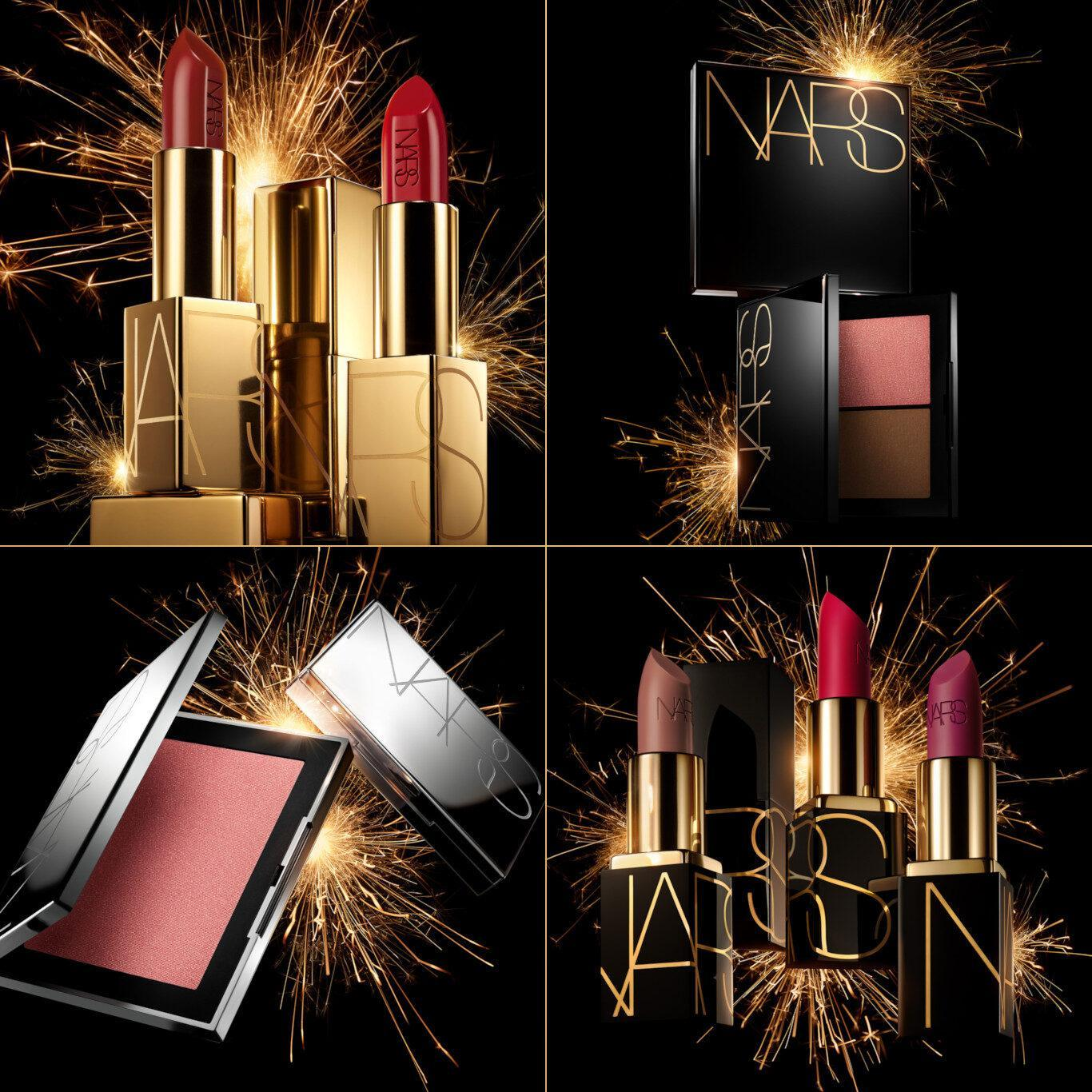 NARS Cosmetics Holiday 2020 Collection Post Cover