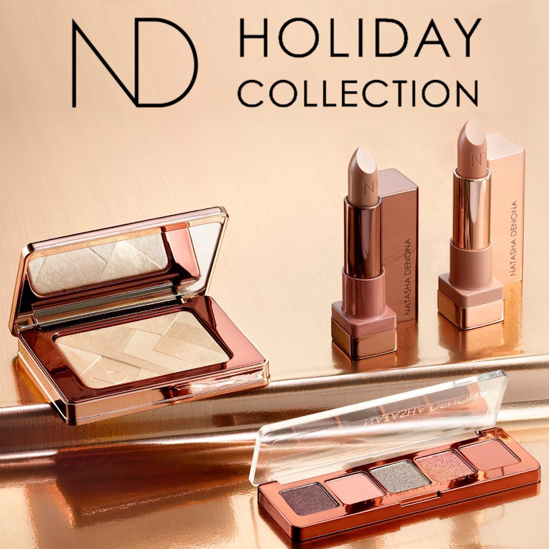 Natasha Denona Holiday Collection Post Cover