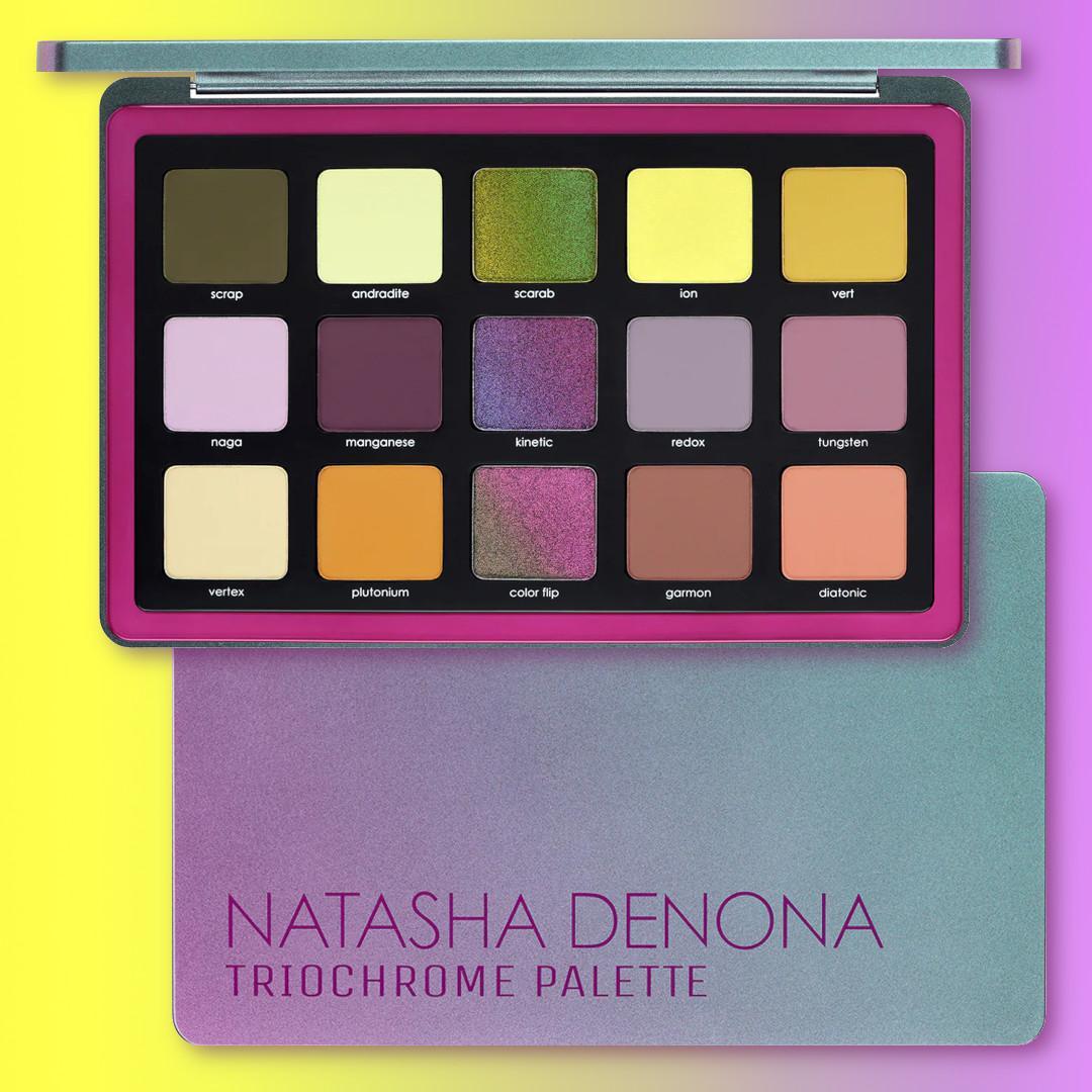 Natasha Denona Triochrome Palette Post Cover