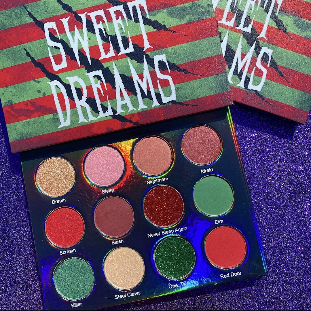 Peachy Queen Sweet Dreams Palette Promo