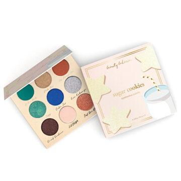 Beauty Bakerie Sugar Cookies Palette Open And Closed